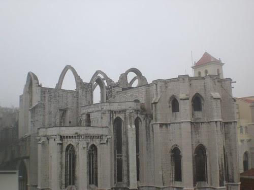 Lisbon - Carmo Convent