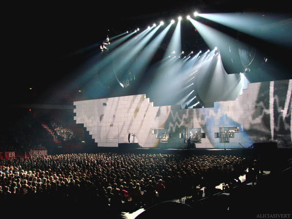 aliciasivert alicia sivertsson roger waters pink floyd globen the wall