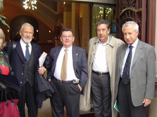 Trentin en Barcelona 2005