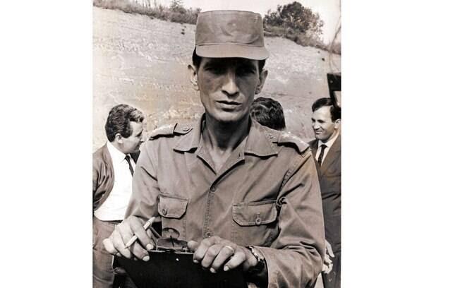 Carlos Lamarca, um dos líderes da Vanguarda Popular Revolucionária (VPR), guerrilha armada que combatia a ditadura militar. Foto: Arquivo pessoal