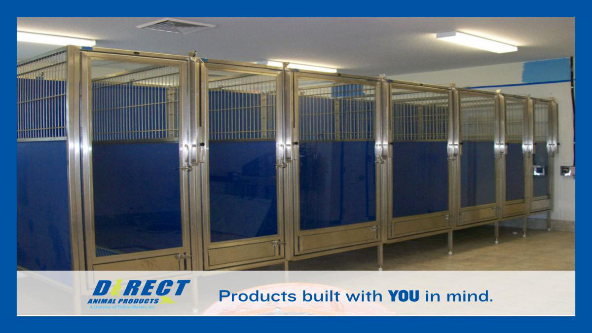 Custom Gallery | Dog Kennels, Dog Wash Tubs, Stainless ...