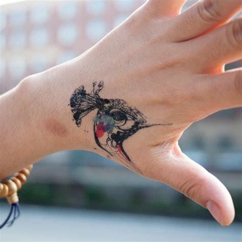 exquisite hand tattoo designs