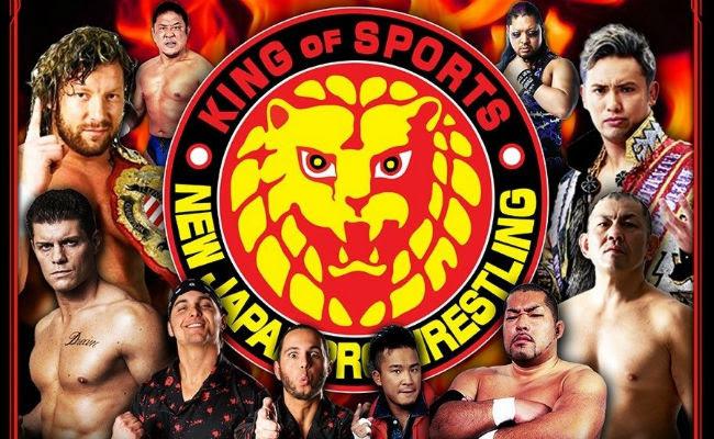 Resultado de imagem para NJPW