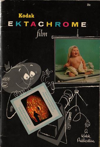 Kodak Ektachrome booklet 1