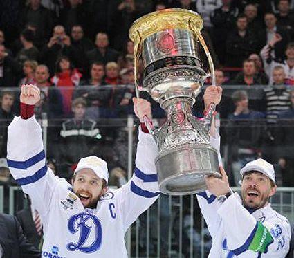 Dynamo Moscow - 2012 KHL Gagarin Cup Champions, Dynamo Moscow - 2012 KHL Gagarin Cup Champions
