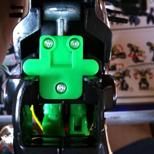 moto robot :-o