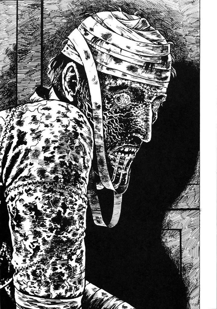 Junji Ito - Frankenstein, Page 053