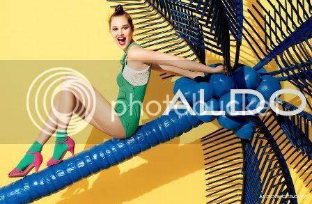 Aldo Spring 2012 Ad Campaign