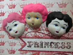 China Head Doll Part Value Pack! 2