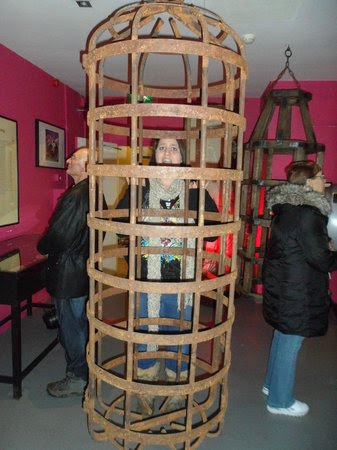 Museum of Medieval Torture Instruments: .
