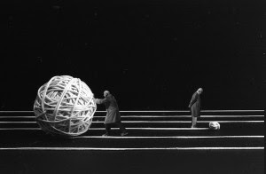 Photo de Gilbert Garcin