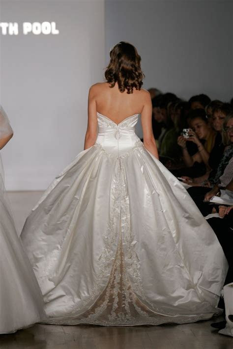 Wedding Dresses Designed By Project Runway Star   Project