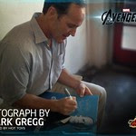Phil Coulson Clark Gregg Hot Toys 3