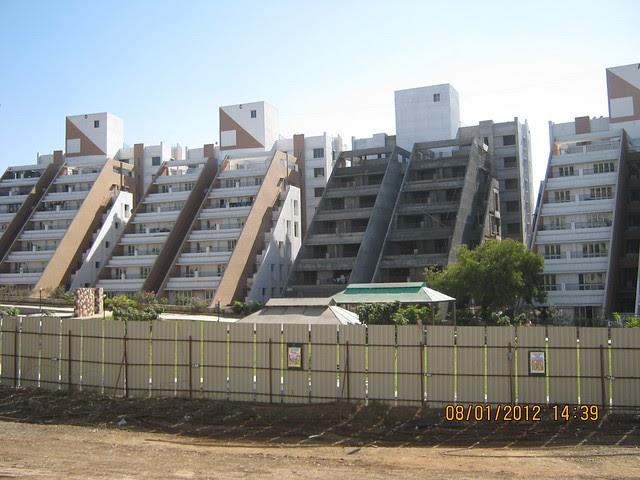 Al-Track Group's Zig Solis, Ziggurat Phase 2, 2 BHK & 2.5 BHK Flats on Katraj Dehu Road Bypass at Ambegaon Budruk, Pune 411 046 IMG_9227