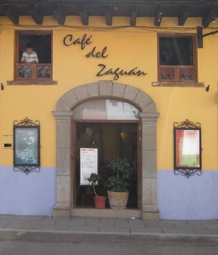 Cafe del Zaguan