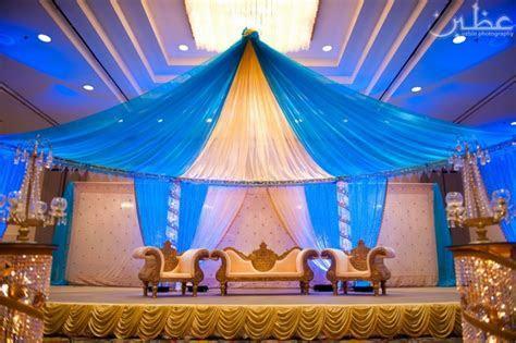 Blue Gold Wedding Theme