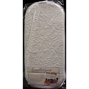Bassinet Mattress Oval Colgate Mattress 13 X 27 X 2 Oval
