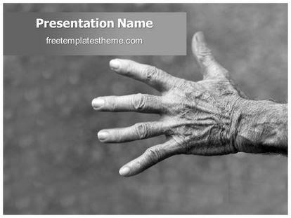 Free Rheumatoid Arthritis Powerpoint Template Freetemplatestheme Com