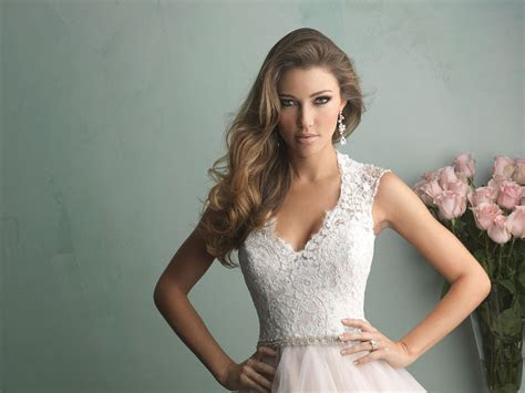 Allure Bridals Dress 9162   Terry Costa