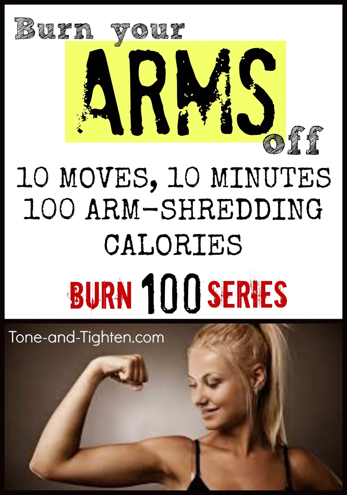 Weekly Workout Plan - 10-Minute Workouts To Burn 100 ...