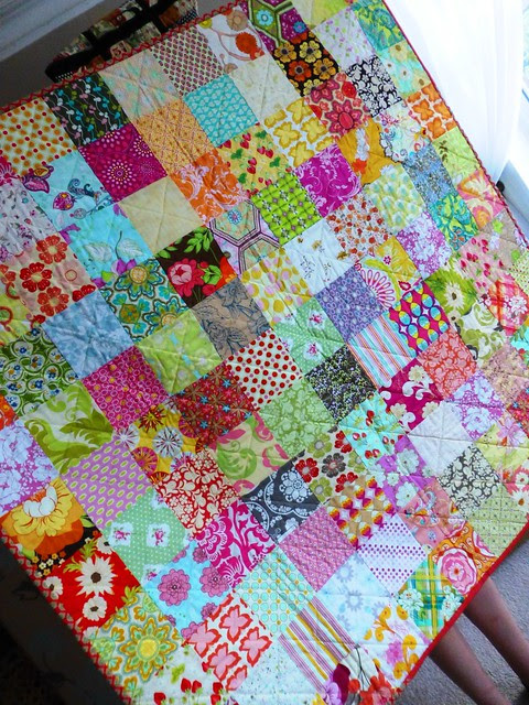 Siblings Together Quilt 002