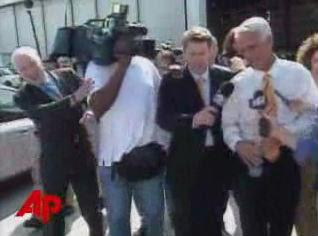McCain Eats Camera Battery
