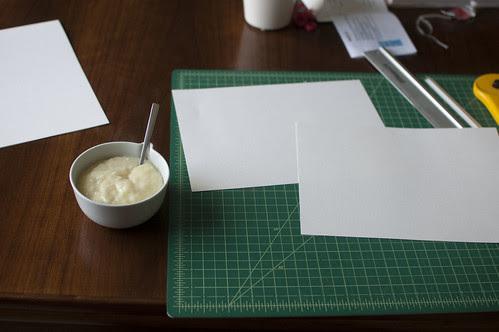pudding + work