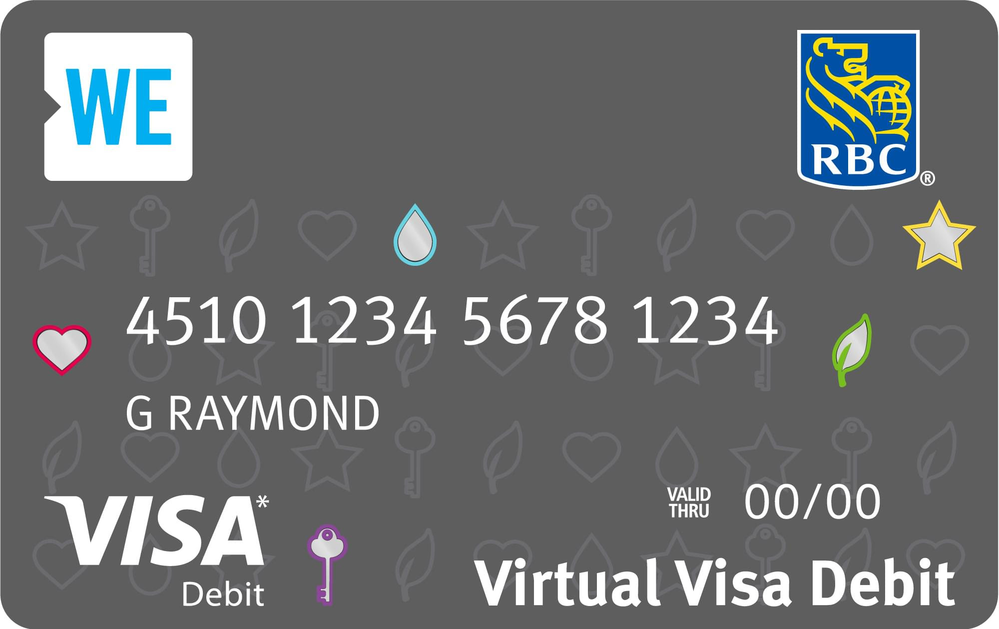 WE RBC Virtual Visa Debit - RBC Royal Bank