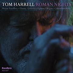 Tom Harrell Roman Nights cover
