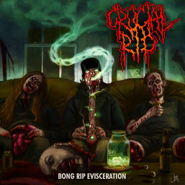 Bong Rip Evisceration cover art