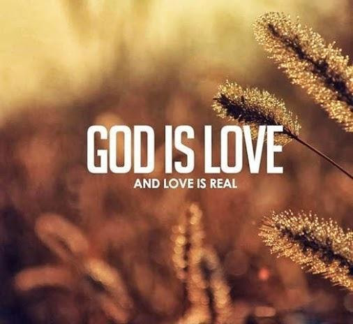 God Is Love Picture Quotes