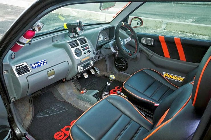 Zen Car Interior Design