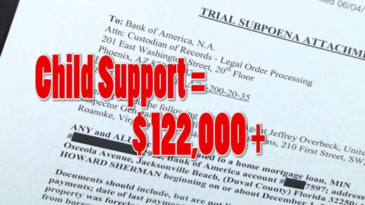 federal child support lookup