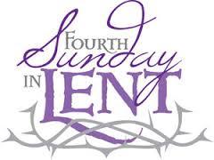 4 sun of Lent