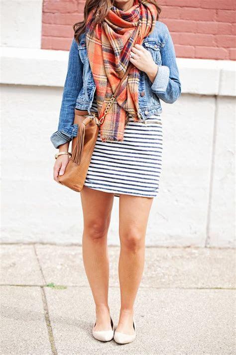 stylish fall    denim jacket styleoholic