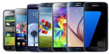 Αποτέλεσμα εικόνας για smartphones Samsung Galaxy evolution