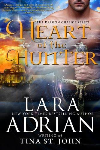 Heart of the Hunter (Dragon Chalice) by Lara Adrian