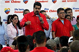 Venezuelan Bolivarian Vice-President Nicolas Maduro says that President Hugo Chavez will undergo a complicated post-surgery process. Chavez recently underwent surgery in Cuba. by Pan-African News Wire File Photos