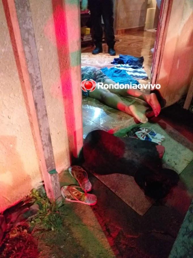 Mãe salva o filho da morte e acaba executada com tiro na testa