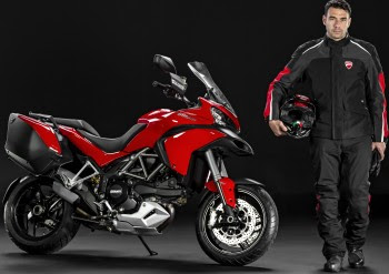 new high-res images of the Ducati Multistrada D-Air