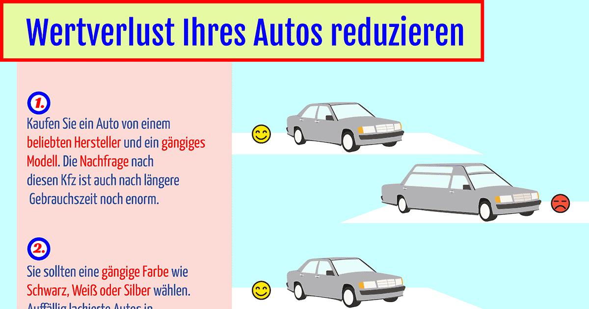 Auto Marktwert Berechnen
