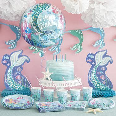 Mermaid Party Supplies   Party Delights