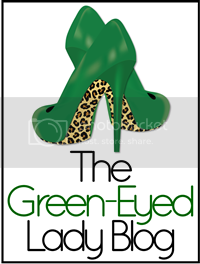 The Green Eyed Lady Blog