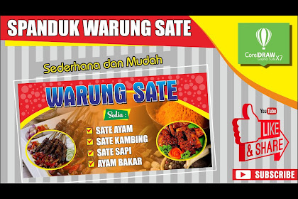25+ Best Looking For Contoh Spanduk Warung Sate
