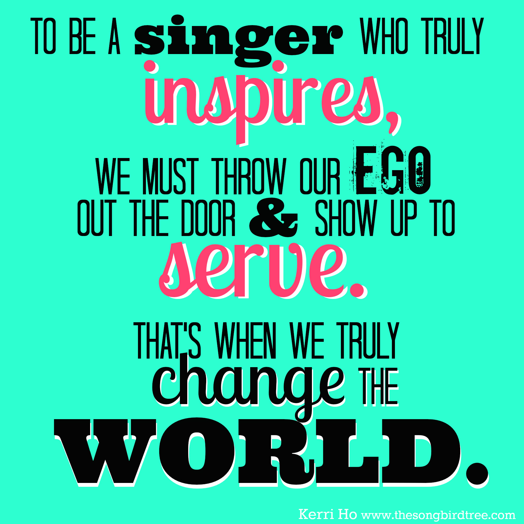 Quotes About Singing Inspirational 27 Quotes