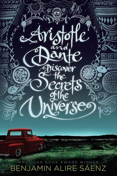 Couverture Aristotle and Dante Discover The Secrets Of The Universe