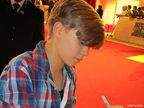 Ronan Parke - Three Musketeers Premiere (04.10.2011, London) - 13