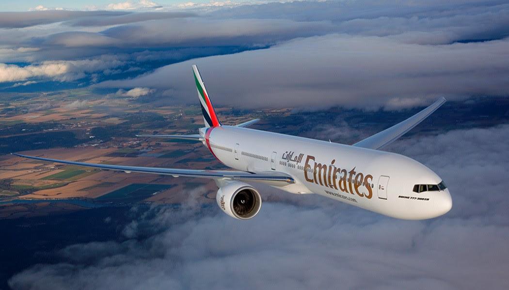 A Emirates assumiu um compromisso em toda a sua rede para reduzir plásticos descartáveis a bordo de suas aeronaves.