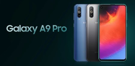 Samsung Galaxy A9 Pro (2019) Launched : Specifications & Price