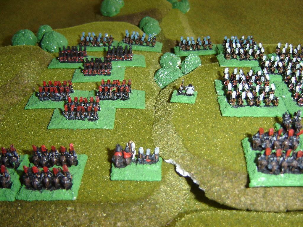 Mori force on Mount Nangu